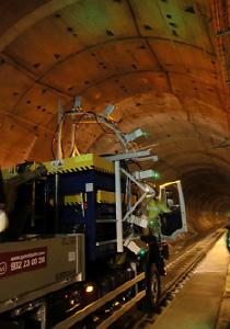 Pavemetrics Laser Tunnel Scanning System Ltss