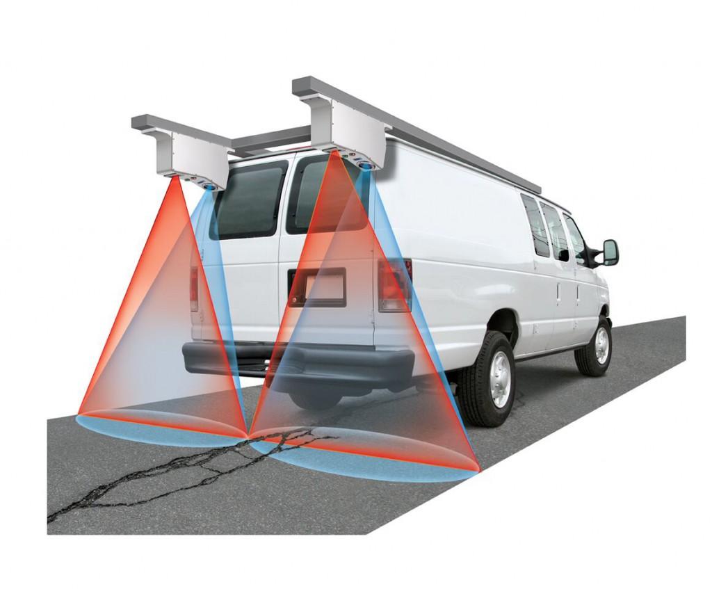 Pavemetrics | Laser Crack Measurement System (LMCS)