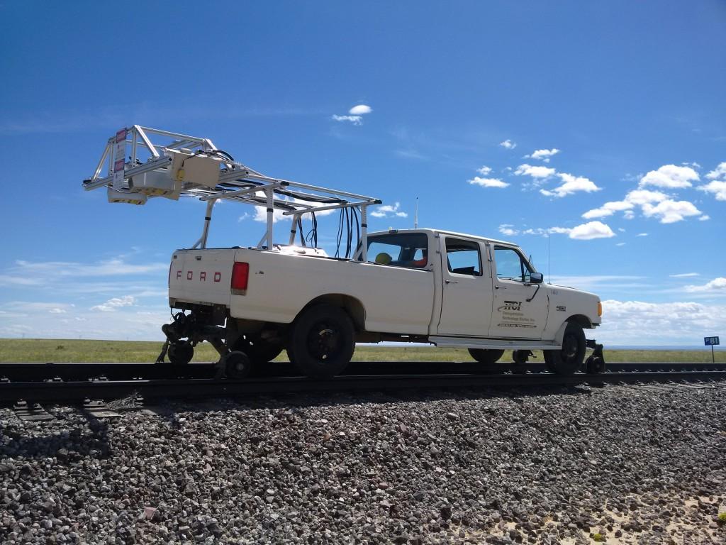 Pavemetrics | Laser Rail Inspection System (LRAIL)