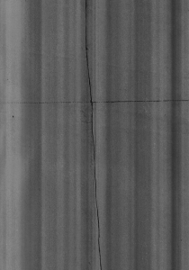 Concrete Joint Intensity Image
