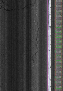 Milled Rumble Strips Detection